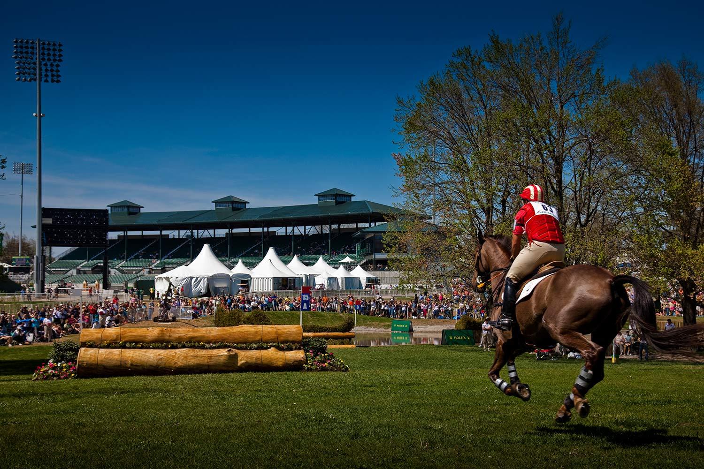 Kentucky Horse Park Rolex Stadium - EwingCole