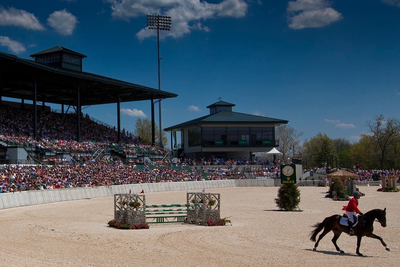 Kentucky Business Search >> Kentucky Horse Park Rolex Stadium - EwingCole