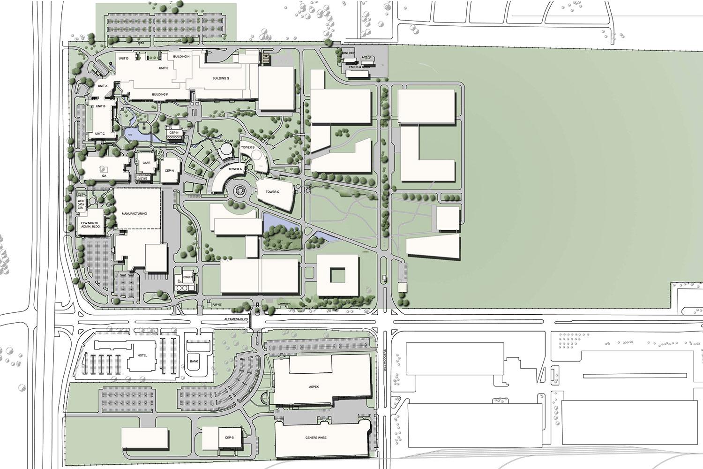 Campus Master Plan   EwingCole